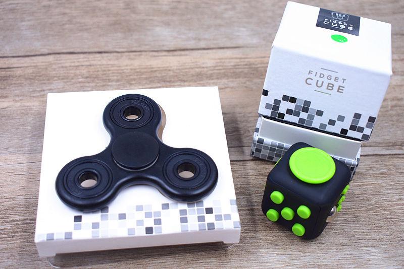 fidget-cube&spinner